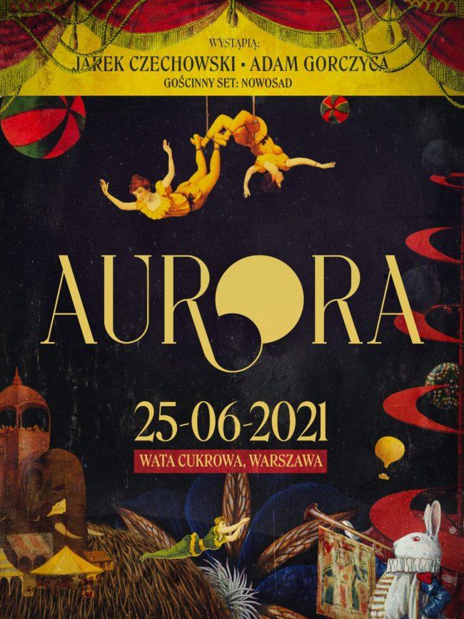 Aurora Progressive House w Warszawie