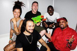 Buraka Som Sistema zapowiada nowy album koncertowy