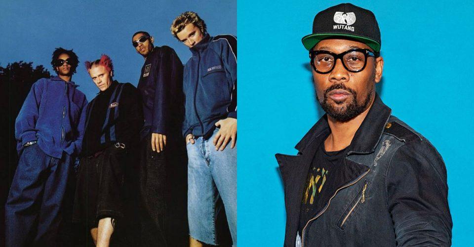 The Prodigy, Wu-Tang Clan, RZA.