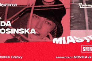 Ada Rosinska: Jeśli ktoś słucha muzyki na Spotify, w życiu nie kupi płyty | MIASTOSFERA 002