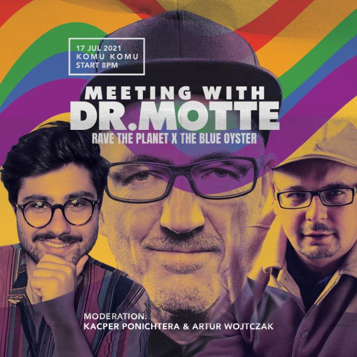 rave the planet dr. motte