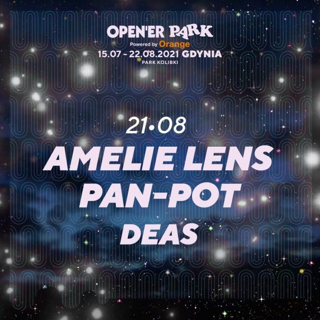 Pan-Pot, Open'er Park