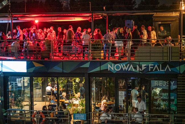 Przystań Nowa Fala Miami Wars weekend