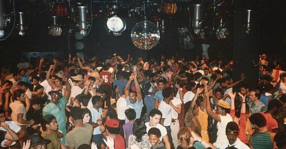 House, taniec, kluby