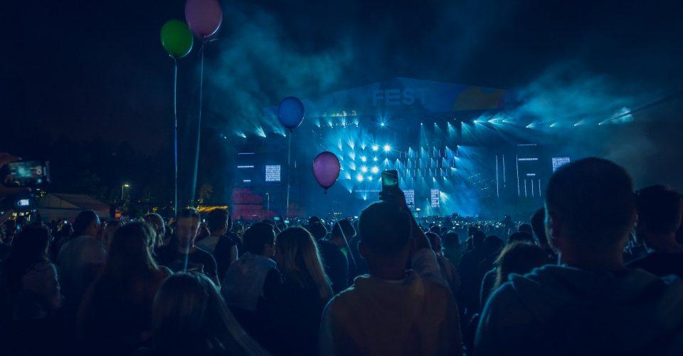 Fest Festival elektronika