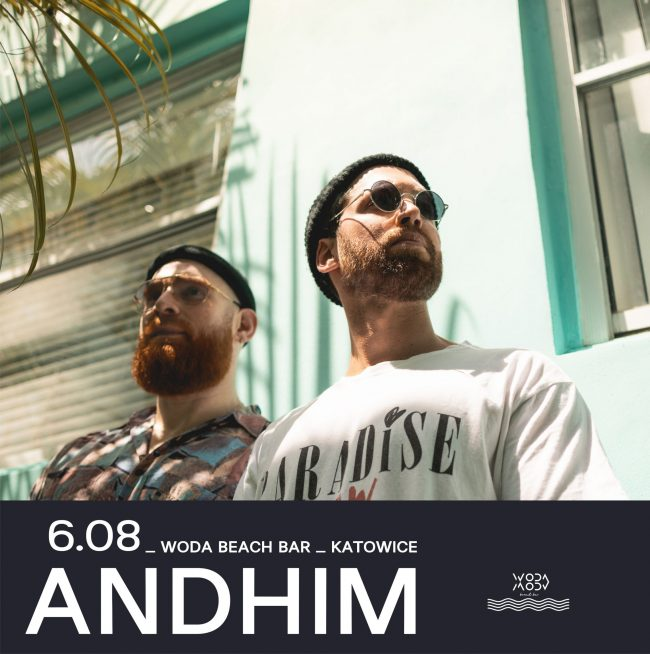 ANDHIM Woda Beach Bar