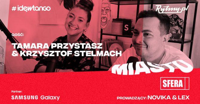 Branża rozrywkowa w pandemii: Tamara Przystasz (Follow The Step) & Krzysztof Stelmach (Lunapark) | MIASTOSFERA 006