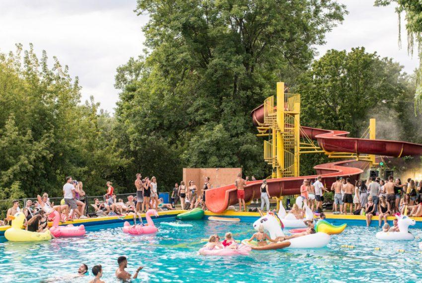 Zakończenie letniego sezonu w Lunaparku
