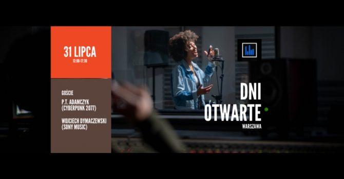 Dni otwarte w warszawskim oddziale szkoły Music Laboratory