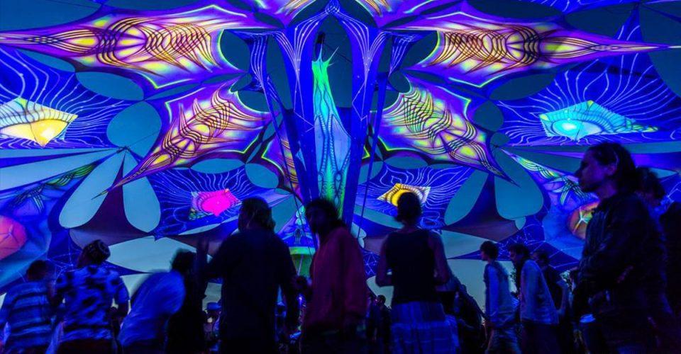 Egodrop Festival 2021 - 4 dniowy muzyczny odlot