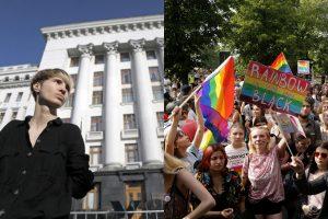 Protest inny niż wszystkie. Ukraina szykuje się do imprezy na oczach prezydenta