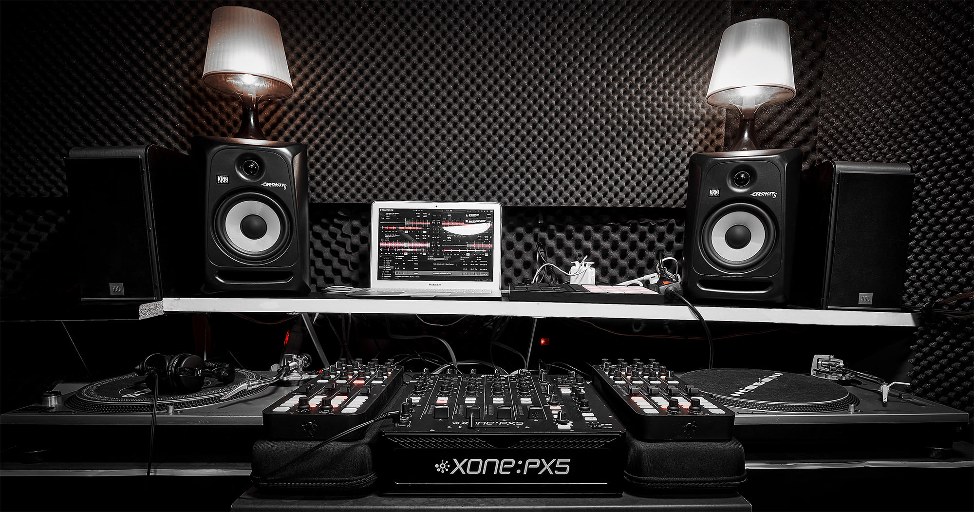 Electronic DJ School