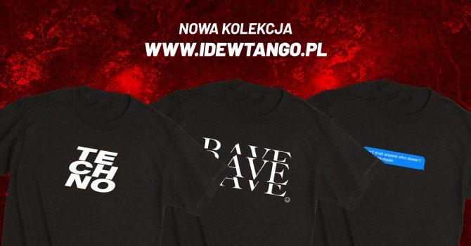 Druga kolekcja naszego sklepu #idęwtango już w sprzedaży