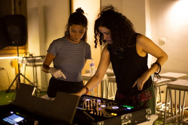 akademia dj-ska dla kobiet