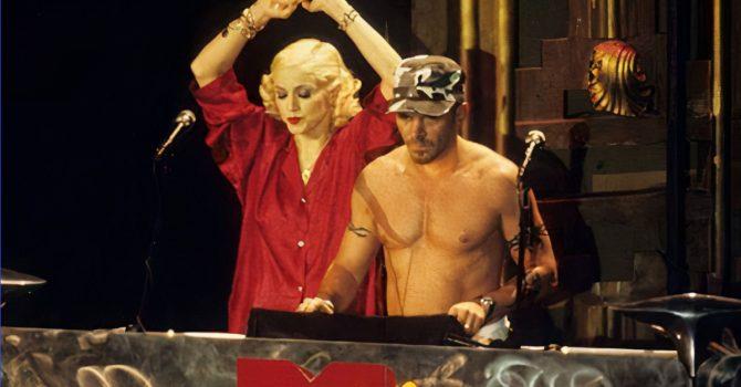 Madonna i jej ulubieni DJ-e i remikserzy