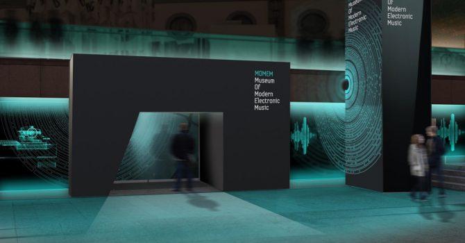 Otwarcie frankfurckiego Muzeum Współczesnej Muzyki Elektronicznej w październiku