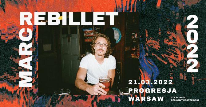 Marc Rebillet / Europe 2022 Tour / 21 marca 2022 / Warszawa