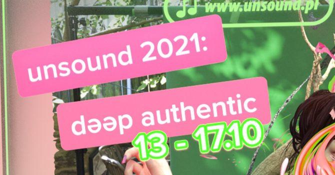 Unsound Festival 2021 ogłasza pełny program
