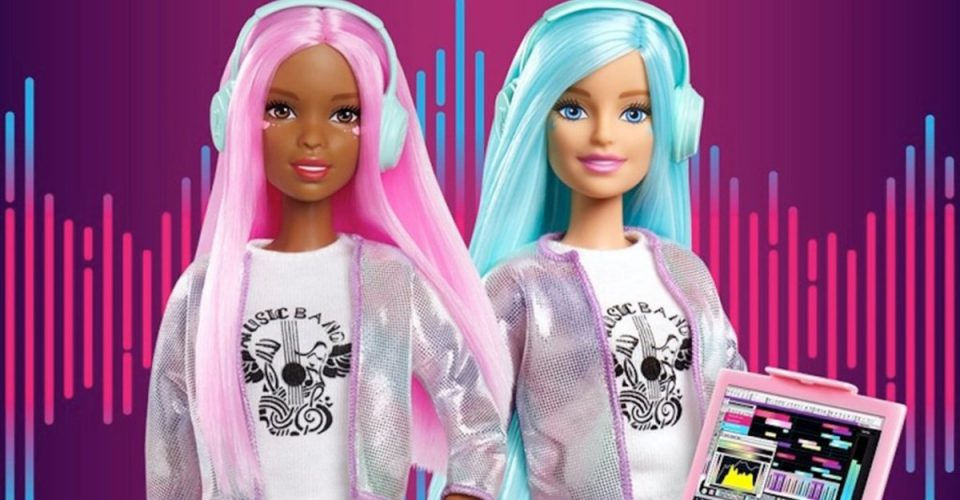 Barbie producenkta
