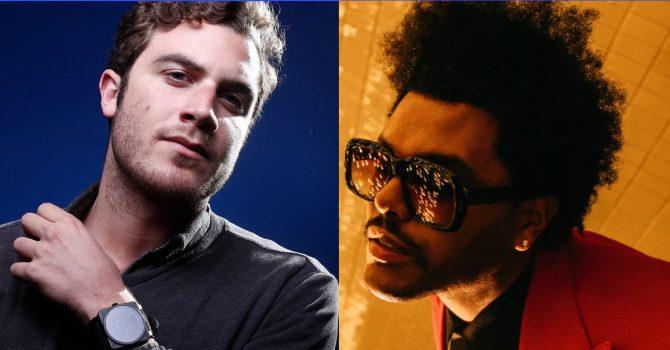 The Weeknd i Nicolas Jaar popełnili plagiat? Są oskarżenia