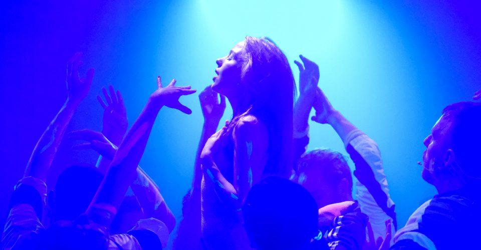 Techno wkracza na scenę teatru