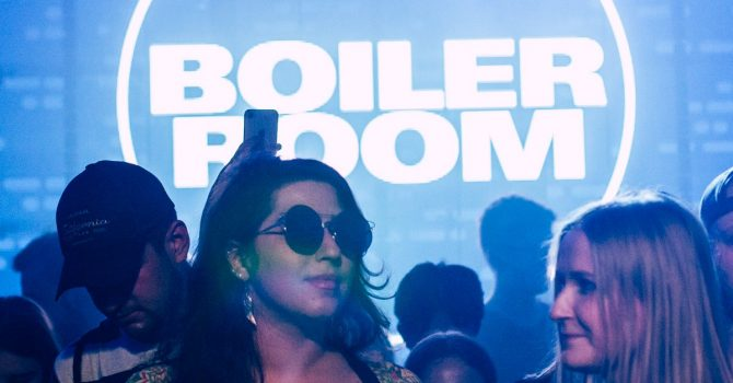Boiler Room sprzedany! Nowym właścicielem jest platforma Dice