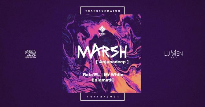 Marsh (Anjunadeep) @ Wrocław