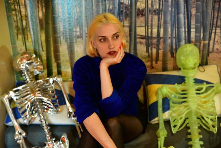 Molly Nielsson nagrywa nowy album