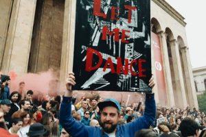 Obejrzyjcie nowy dokument o queerowym aktywizmie przy tibiliskim klubie Bassiani
