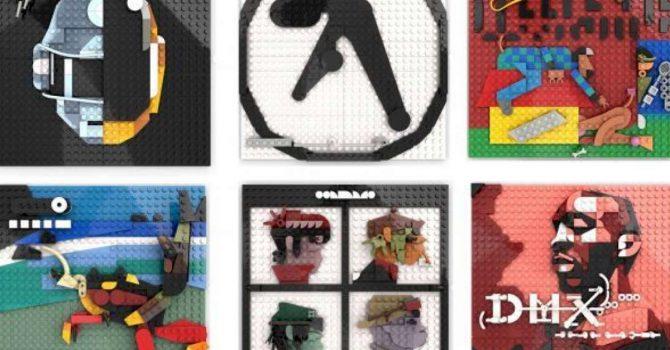 Co powstanie z połączenia muzyki i LEGO? Pewien internauta to sprawdził