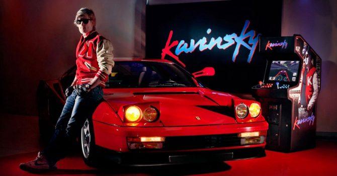 Kavinsky wraca do gry i zapowiada nowy album. Tylko tym razem na serio